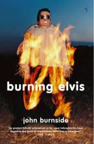 Burning Elvis image