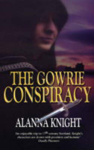 The Gowrie Conspiracy: A Tam Elidor Mystery image