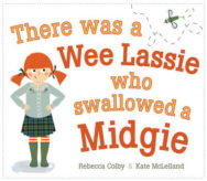 There Was a Wee Lassie Who Swallowed a Midgie image