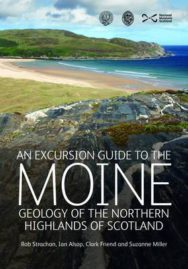 An Excursion Guide to the Moine Geology of the Northern Highlands of Scotland: Geology of the Northern Highlands of Scotland image