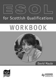 ESOL Workbook For Scottish Qualifications image