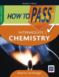 How To Pass Intermediate 2 Chemistry image