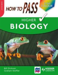 How To Pass Higher Biology image