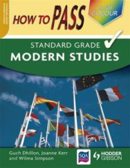 How To Pass Standard Grade Modern Studies image