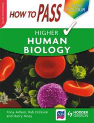 How To Pass Higher Human Biology image