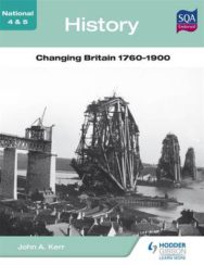 History: Changing Britain 1760-1900 image