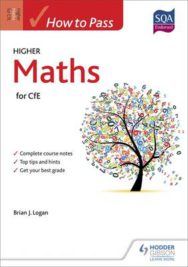 How to Pass Higher Maths for CfE image