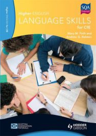Higher English Language Skills for CfE image