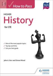How to Pass Higher History for CfE image