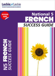 National 5 French Success Guide image