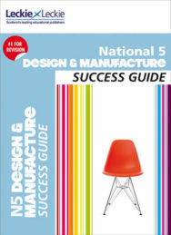 National 5 Design and Manufacture Success Guide image