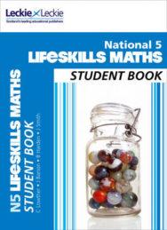 National 5 Lifeskills Maths Student Book image