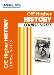 CFE Higher History Course Notes image