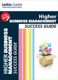 CFE Higher Business Management Success Guide image