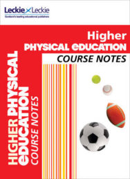 CFE Higher Physical Education Course Notes image