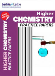 Higher Chemistry Practice Papers For SQA Exams image