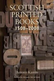Scottish Printed Books 1508 - 2008 image
