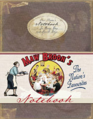 Maw Broon's Kitchen Notebook image