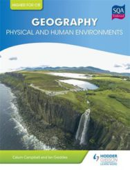 Higher Geography for CFE: Physical and Human Environments image