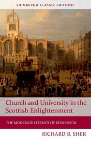 Church and University in the Scottish Enlightenment: The Moderate Literati of Edinburgh image