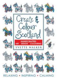 Create & Colour Scotland: Colouring, Drawing, Art, Design image