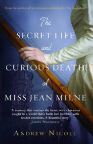 The Secret Life and Curious Death of Miss Jean Milne image