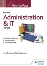 How to Pass Higher Administration and it for CFE image