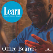 Office Bearers: A Learn Resource for Congregational Office Bearers image