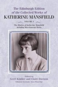 The Diaries of Katherine Mansfield: Including Miscellaneous Works image