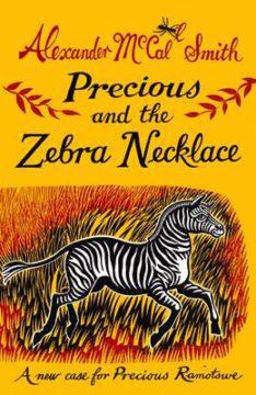 Precious and the Zebra Necklace image