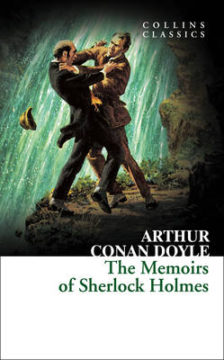 Collins Classics - The Memoirs of Sherlock Holmes image