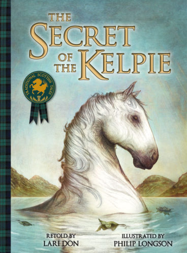 Interview with Lari Don & Kelpie Map of Scotland