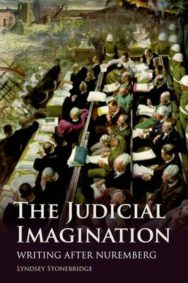 The Judicial Imagination: Writing After Nuremberg image