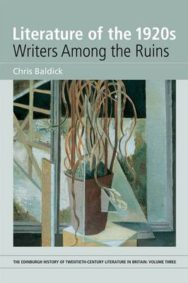 Literature of the 1920s: Writers Among the Ruins: v. 3 image