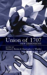 The Union of 1707: New Dimensions - Scottish Historical Review - Supplementary Issue image