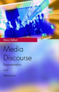Media Discourse: Representation and Interaction image