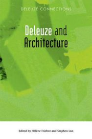 Deleuze and Architecture image