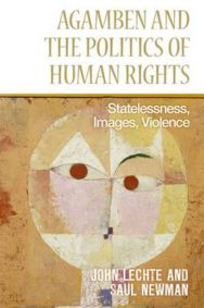 Agamben and the Politics of Human Rights: Statelessness, Images, Violence image