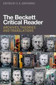 The Beckett Critical Reader: Archives, Theories and Translations image