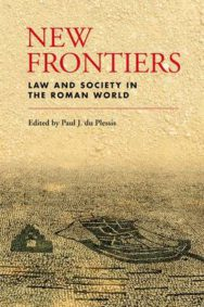 New Frontiers: Law and Society in the Roman World image