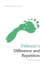 Deleuze's Difference and Repetition: An Edinburgh Philosophical Guide image