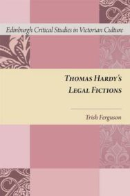 Thomas Hardy's Legal Fictions image