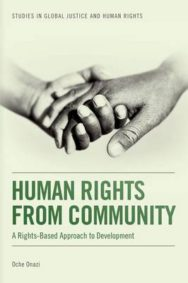 Human Rights from Community: A Rights-based Approach to Development image