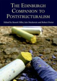 The Edinburgh Companion to Poststructuralism image