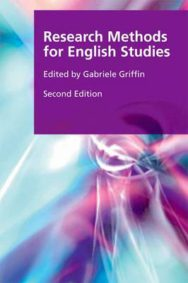Research Methods for English Studies image
