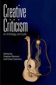 Creative Criticism: An Anthology and Guide image