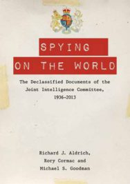 Spying on the World: The Declassified Documents of the Joint Intelligence Committee image
