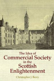The Idea of Commercial Society in the Scottish Enlightenment image