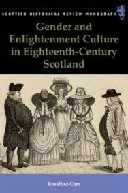 Gender and Enlightenment Culture in Eighteenth-century Scotland image