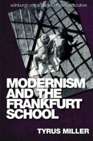 Modernism and the Frankfurt School image